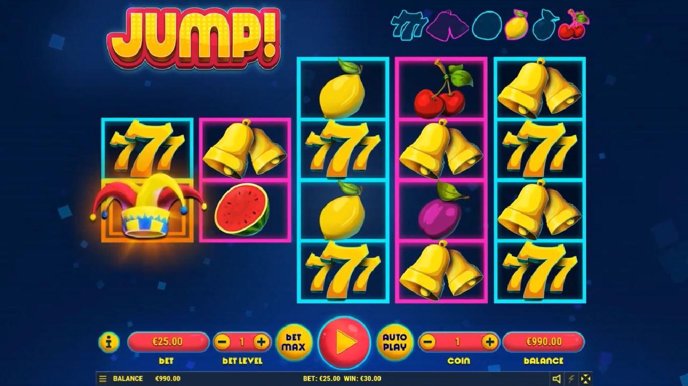 игровые автоматы jump
